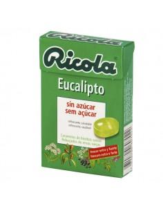 RICOLA EUCALIPTUS S/AZ 50 G