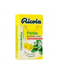 RICOLA LIMON S/AZ 50 G