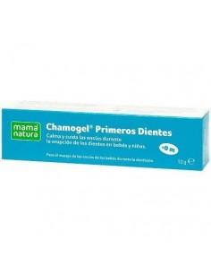 CHAMOGEL PRIMEROS DIENTES...