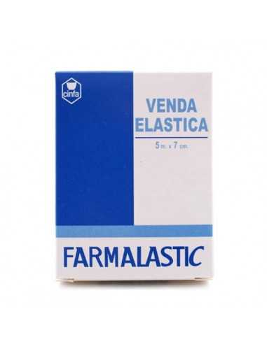 VENDA ELASTICA FARMALASTIC 5 X 7
