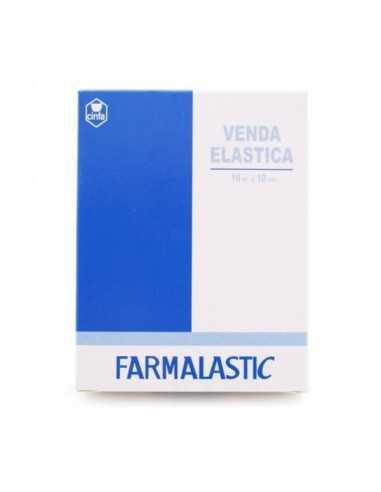 VENDA ELASTICA FARMALASTIC 10 X 10