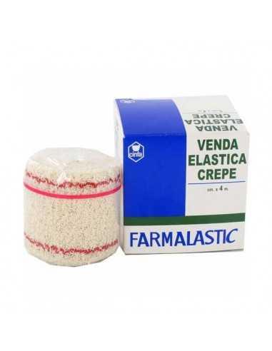 VENDA ELASTICA FARMALASTIC CREPE 4 M...