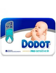 PAÑAL INFANTIL DODOT PRO...