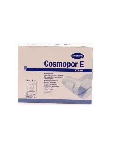 COSMOPOR E 10 X 8 CM 10U