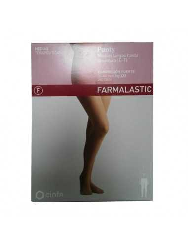 FARMALASTIC PANTY CF T/R BEIG