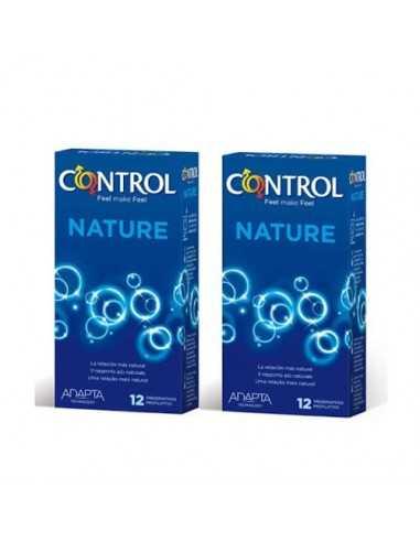 CONTROL NATURE PRESERVATIVOS PACK...