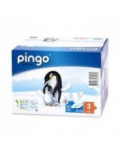 PAÑAL ECOLOGICO PINGO T3...