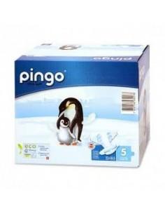 PAÑAL ECOLOGICO PINGO T5...