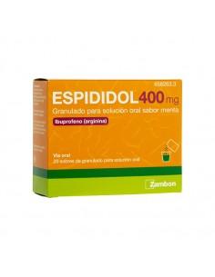 ESPIDIDOL 400 MG 20 SOBRES...