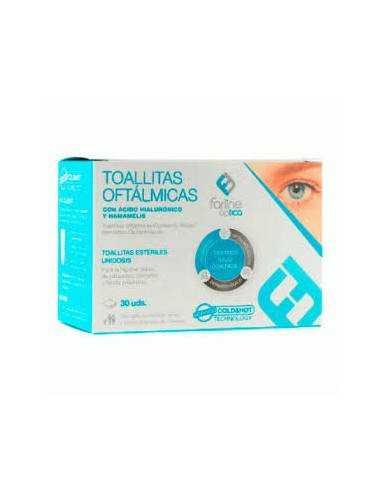 FARLINE TOALLITAS OFTALMICAS CON...