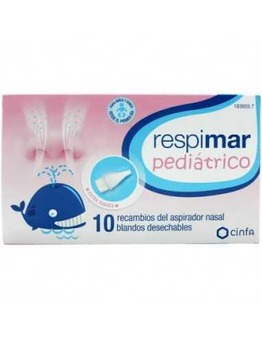 RESPIMAR PEDIATRICO ASPIRADOR NASAL...