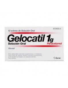 GELOCATIL 1 G 10 SOBRES...