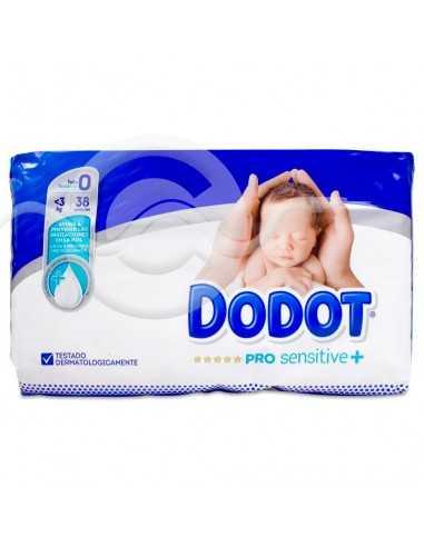 PAÑAL INFANTIL DODOT PRO SENSITIVE...