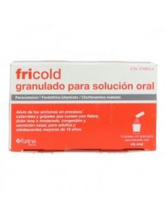 FRICOLD 10 SOBRES GRANULADO...