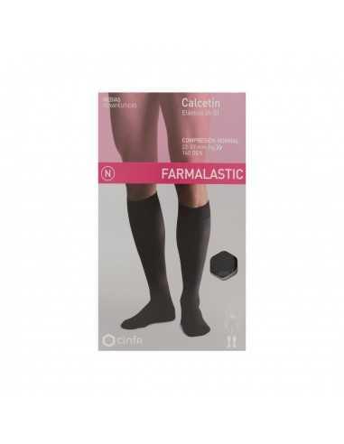FARMALASTIC CALCETIN CF T/E NEGRO