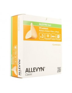 ALLEVYN HEEL 2 (10 X 10 CM)...