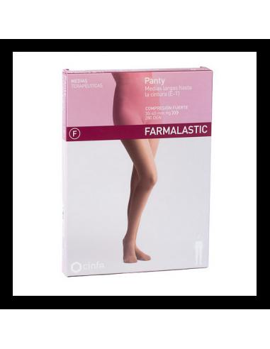 FARMALASTIC PANTY CF T/M BEIGE