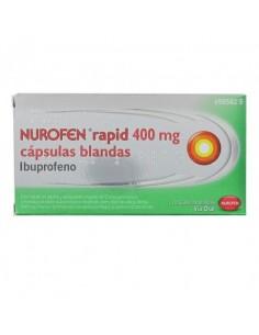 NUROFEN 400 mg CAPSULAS...