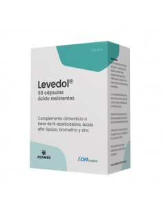 LEVEDOL 40 COMPRIMIDOS