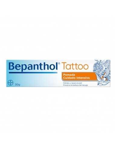 BEPANTHOL TATTO POMADA 1 TUBO 30 G