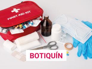 Botiquín - Farmacia Online Marimón
